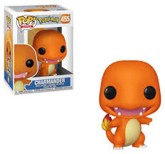 #455 Pokemon - Charmander