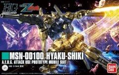 High Grade - MSN-00100 Hyaku-Shiki