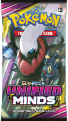 Sun and Moon - Unified Minds - Booster Pack