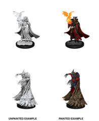 D&D - Nolzur's Marvelous Unpainted Miniatures - Cultist & Devil