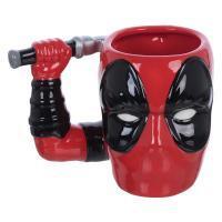 Deadpool - 3D Sculpted Mug
