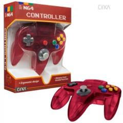 Cirka Watermelon N64 Controller