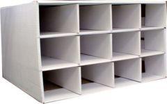 Cardboard Card House Storage Box 9600ct w/o 800ct Boxes
