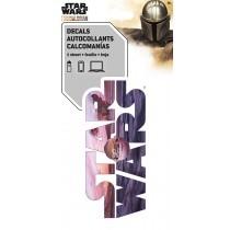 Star Wars - The Mandalorian - Vinyl Sticker - The Child