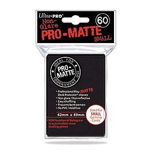 Ultra Pro Pro-Matte Small Sleeves - Black