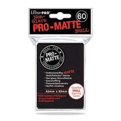 Ultra Pro Pro-Matte Small Sleeves - Black