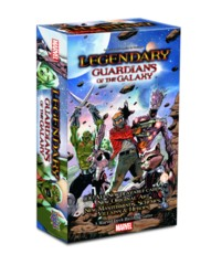 Legendary Guardians of the Galaxy - Marvel Deck Building Game