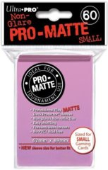 Ultra Pro Pro-Matte Small Sleeves - Pink