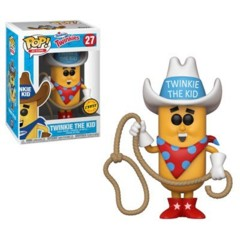 #27 - Ad Icons - Twinkie the Kid - Chase