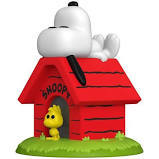 #856 Peanuts - Snoopy on Doghouse
