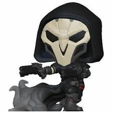 #493 Overwatch - Reaper Wraith