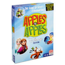 Apples to Apples - Disney Edition