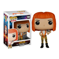 #190 The Fifth Element - Leeloo