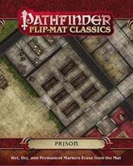 Pathfinder Flip-Mat: Prison