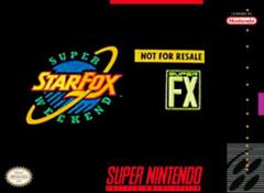 Super Star Fox Weekend