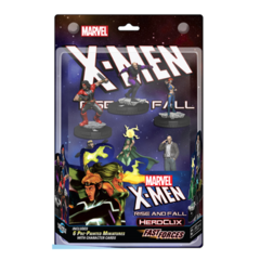 X-Men - Rise and Fall - Fast Forces
