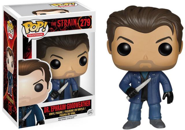 #279 The Strain - Ephram Goodweather