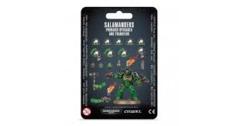 Warhammer 40K - Salamanders - Primaris Upgrades and Transfers