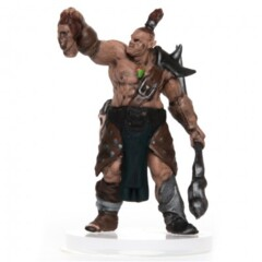 Characters of Adventure - Male Orc Shaman