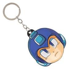 Mega Man - Keychain - Head