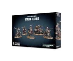 Warhammer 40,000 - Genestealer Cults - Atalan Jackals