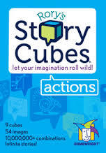 Rory's Story Cubes: Actions Bag