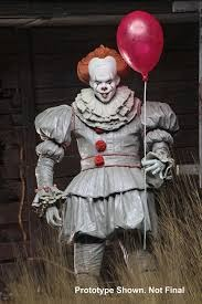 It: Pennywise - 7 Scale Action Figure - Ultimate Pennywise