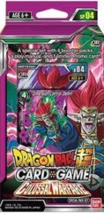 Dragon Ball Super - Colossal Warfare - Series 4 Special Pack