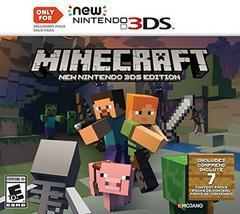 Minecraft - New Nintendo 3DS Edition