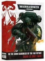 Warhammer 40,000 Rules and Codex book set