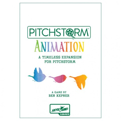 Pitchstorm - Animation