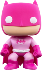 #351 DC Comics - Breast Cancer Batman