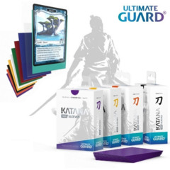 Ultimate Guard - Katana - Standard - Purple