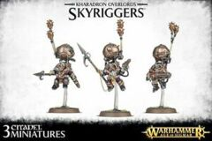 Kharadron Overlords: Skyriggers - Endriggers