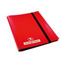 9 Pocket Pages - Flexxfolio - Red