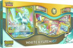 Dragon Majesty - Special Collection - White Kyurem GX