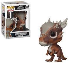 #587 - Jurassic World: Stygimoloch