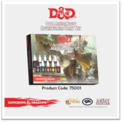 Dungeons & Dragons - Nolzur's Marvelous Pigments - Adventurers Paint Set
