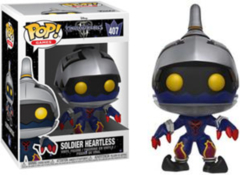 #407 - Kingdom Hearts III - Soldier Heartless