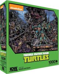 Teenage Mutant Ninja Turtles - 1000 Piece