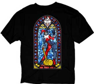 Harley Stained Glass T-Shirt