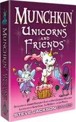 Munchkin - Unicorn and Friends