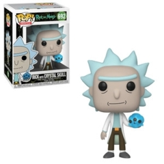 #692 Rick and Morty - Rick with Crystal Skull