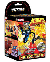 Marvel Heroclix: Avengers Infinity Colossal Booster Brick
