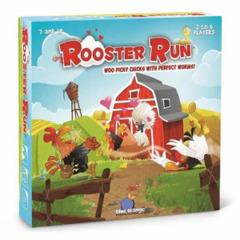 Rooster Run (Blue Orange)