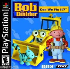 Bob the Builder - Can We Fix It? (Playstation)