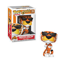 #77 Ad Icons - Chester Cheetah