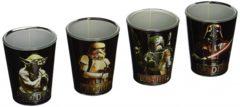 Star Wars - Shot Glass - Black
