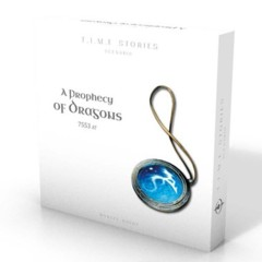 T.I.M.E Stories - A Prophecy of Dragons (In Store Sales Only)