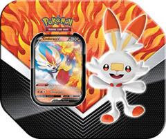 Pokemon Galar Partner Tin - Cinderace